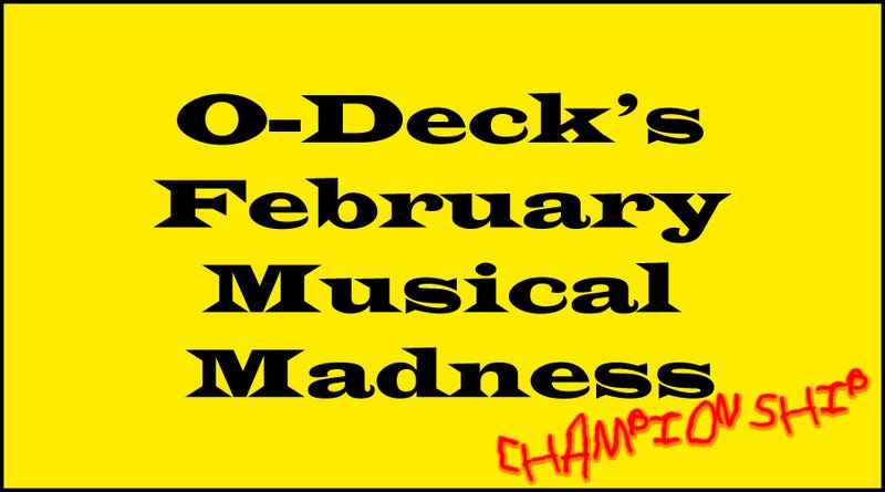 Illustration for article titled February Musical Madness: The Championship Round