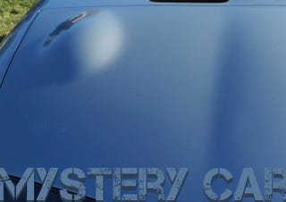 Illustration for article titled Here's This Week's Mystery Car