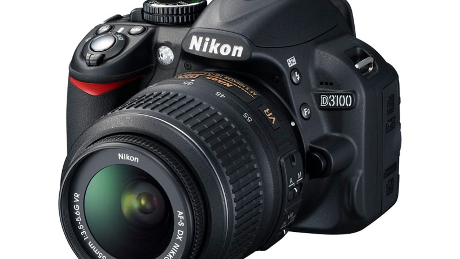 Test Driving Nikon D90 Video With 10 >> Nikon D3100 The First Dslr With Real Video Autofocus