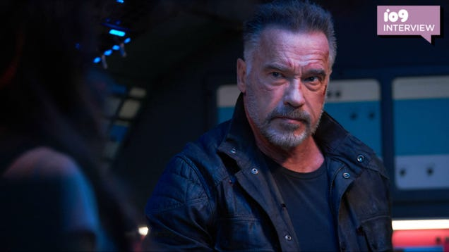 Arnold Schwarzenegger Doesn t Care That Terminator: Dark Fate Ignores Previous Films He Was In