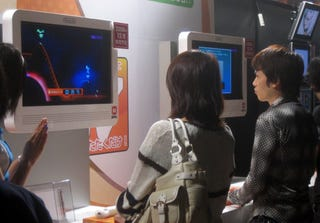 Illustration for article titled Super Smash Bros. Brawl Designer Checks Out The Wii Competition At TGS