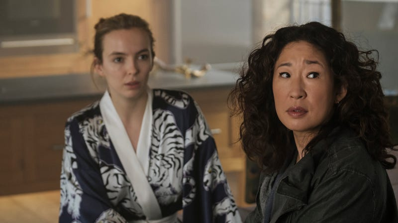 Illustration for article titled Killing Eve heads to Rome for a working vacation