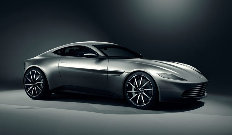 Nice Daniel Craig Will Return To Play 007 In The New Bond Film Spectre And Aston  Martin Will Return As The Bondmobile With This Custom Aston Martin DB10.  The Car ...