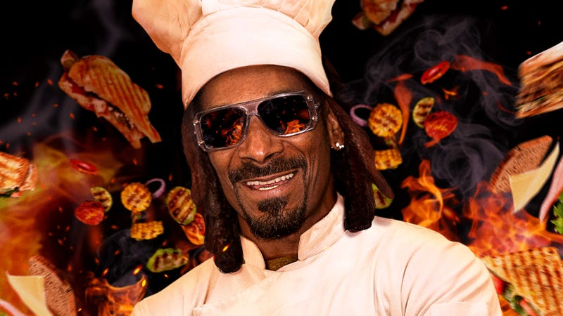 Illustration for article titled Snoop Dogg on cooking, the art of entertaining, and his OG fried bologna sandwich