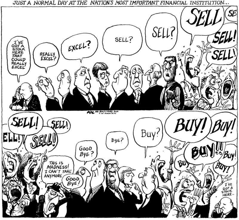 Illustration for article titled Twitter Can Predict the Stock Market Six Days In Advance
