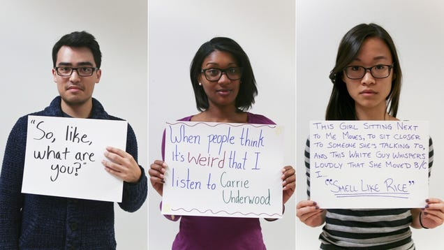 Powerful Photos Demonstrate Everyday Racial Microagressions