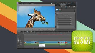 Illustration for article titled Daily App Deals: Edit Video With Adobe Premiere Elements, Previously $100, now $59.82