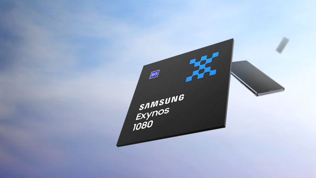 Samsung s First 5nm Chip, the Exynos 1080, Looks to Keep Pace with Apple