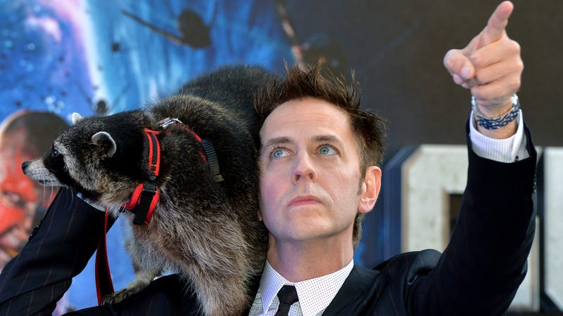 Illustration for article titled Disney rehires James Gunn to direct Guardians Of The Galaxy 3