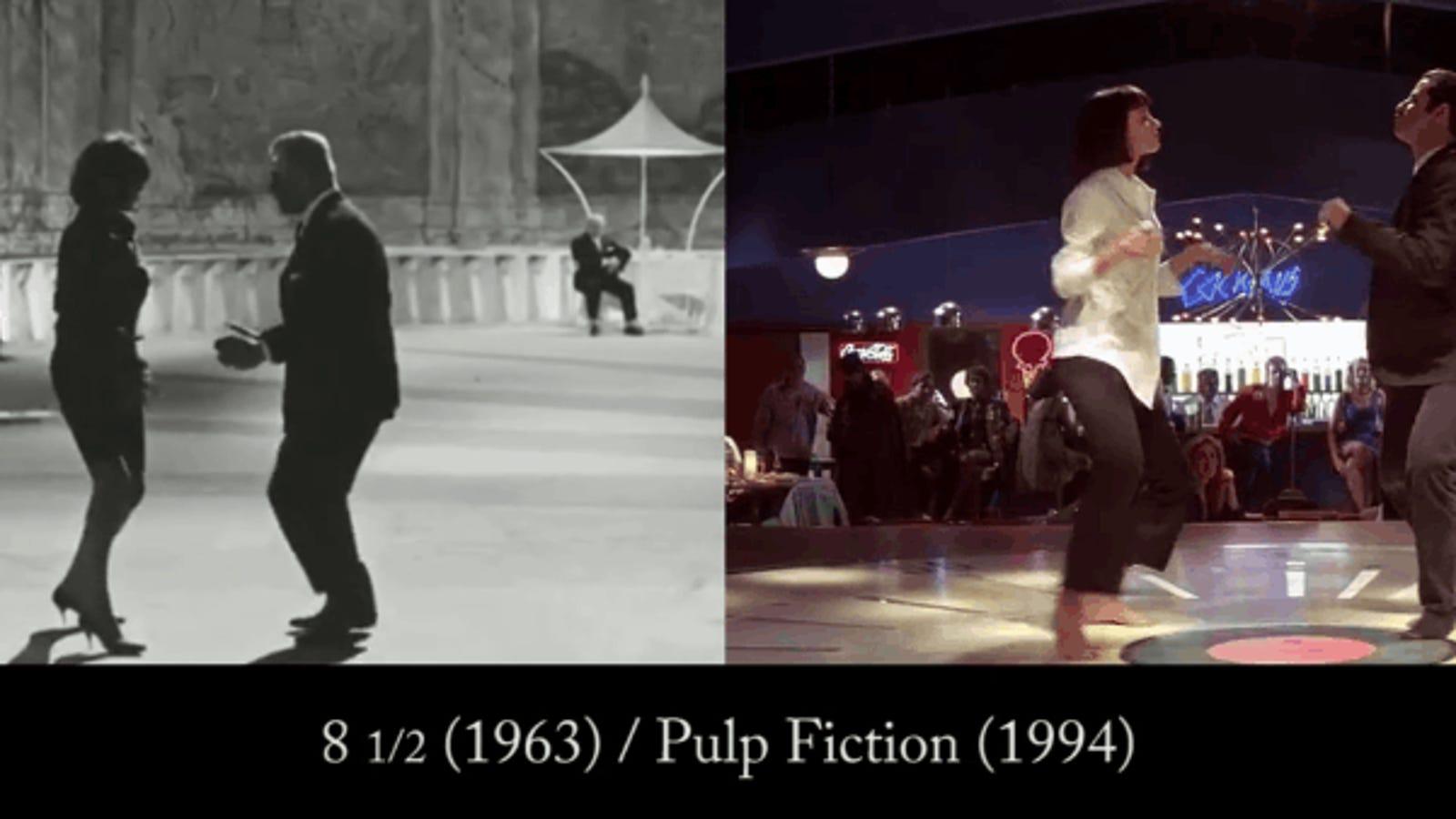 Las películas de Quentin Tarantino son un maravilloso homenaje a sus directores favoritos