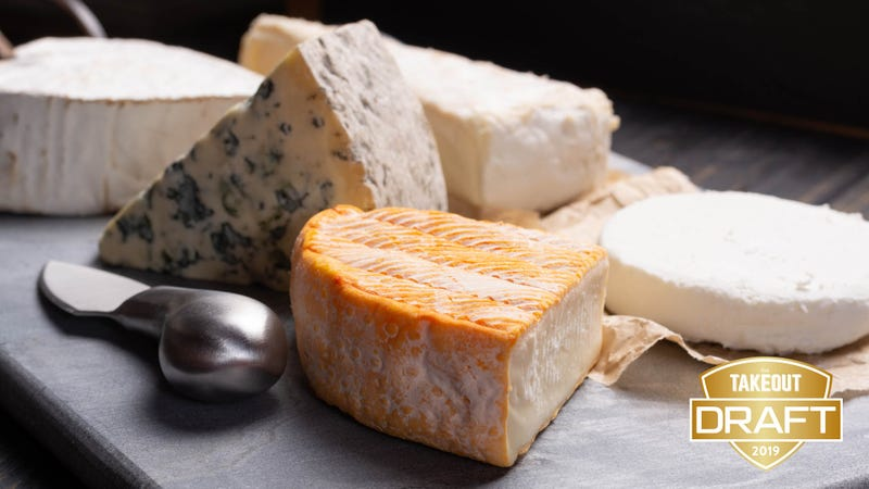 The Takeout's fantasy food draft: Best cheese
