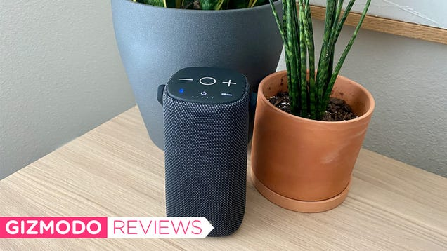 Tribit s Versatile, Long-Lasting New Bluetooth Speaker Has a Weird Flaw