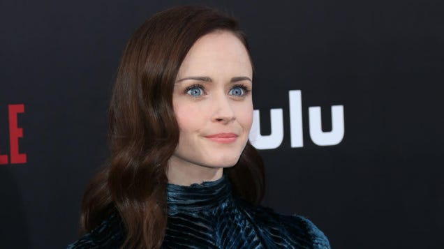 "Beware the ""most dangerous celebrity"" of all: Alexis ""Bloody"" Bledel"