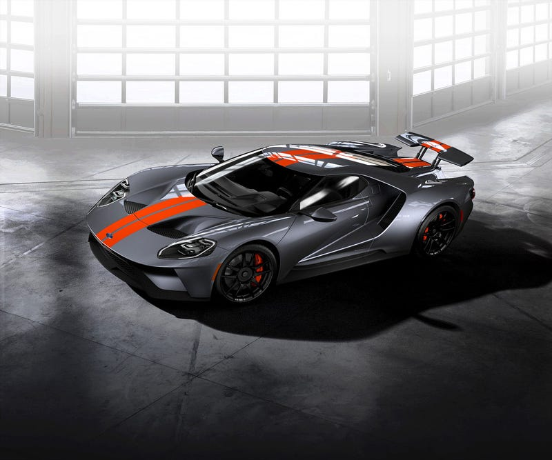 Illustration for article titled Loving the Ford GT Configurator!