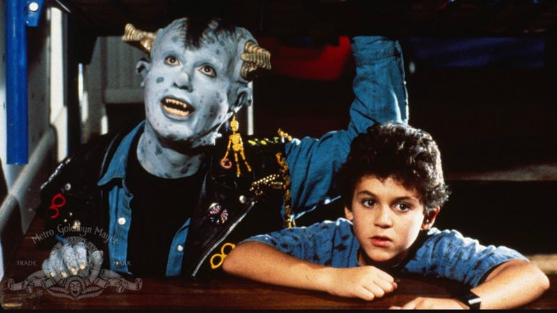 I loved Howie Mandel and Fred Savage's movie Little Monsters as a kid. Today, I see it a bit differently.