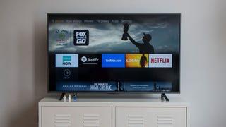 "Element 65"" 4K TV - Fire TV Edition | $765 | Amazon"