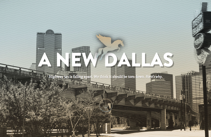 Illustration for article titled Dallas Is the Latest City to Propose Tearing Down Huge Urban Freeways