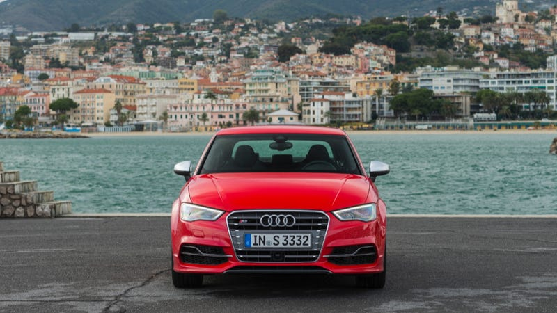 The Audi S Is An Incredible Engine In A Sweet Sweet Body - Audi s3 engine
