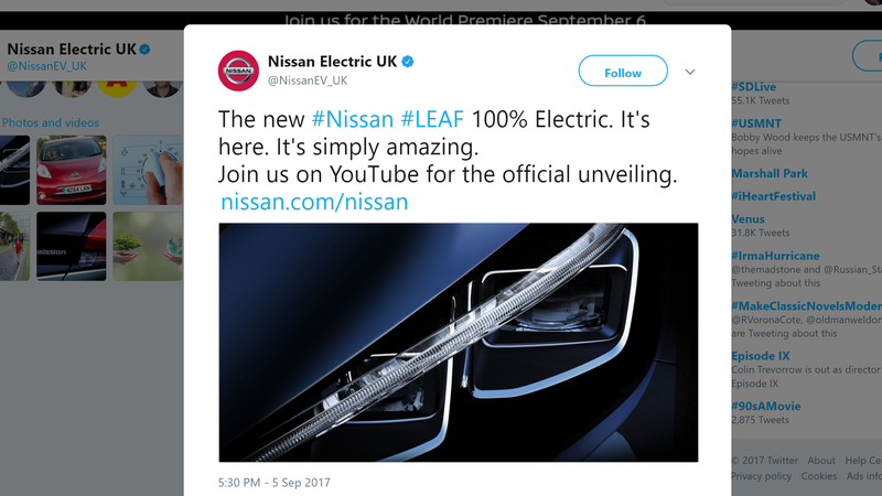 Illustration for article titled Nissan Accidentally Tweeted Out A Link To Nissan.com, Which Is Owned By A Man Who Hates Nissan