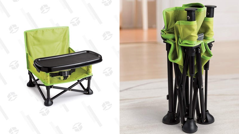 Summer Infant Pop and Sit Portable Booster Seat | $23 | Amazon