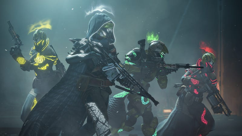 Destiny Players Are Getting Fed Up With A Ridiculous Grenade