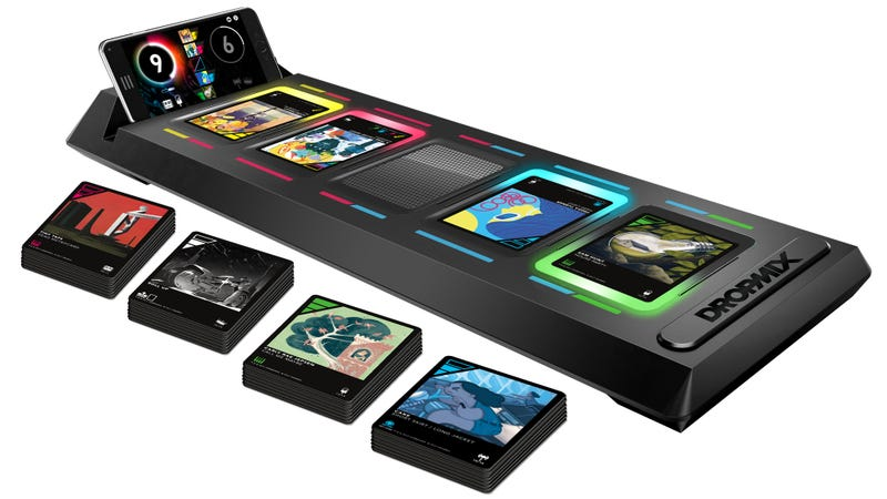 Dropmix is a Music Card Game Coming From Harmonix in September
