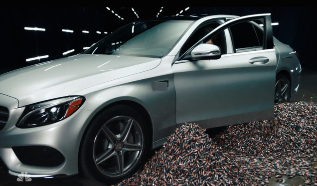 Saturday Night Live Hilariously Imagines A Mercedes Powered By AA Batteries