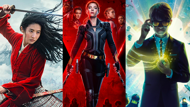 Disney Decides on New Marvel Movie Dates, Drops Artemis Fowl to Streaming