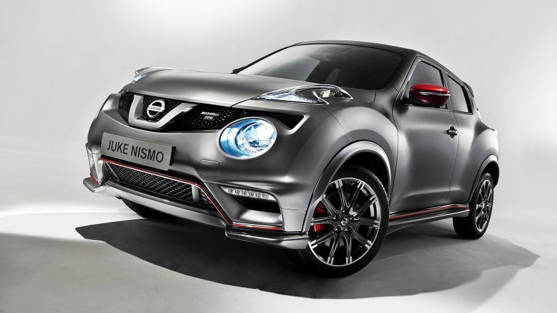 Illustration for article titled The Nissan Juke Will Return As An 'Urban Meteor With A Nasty Attitude'