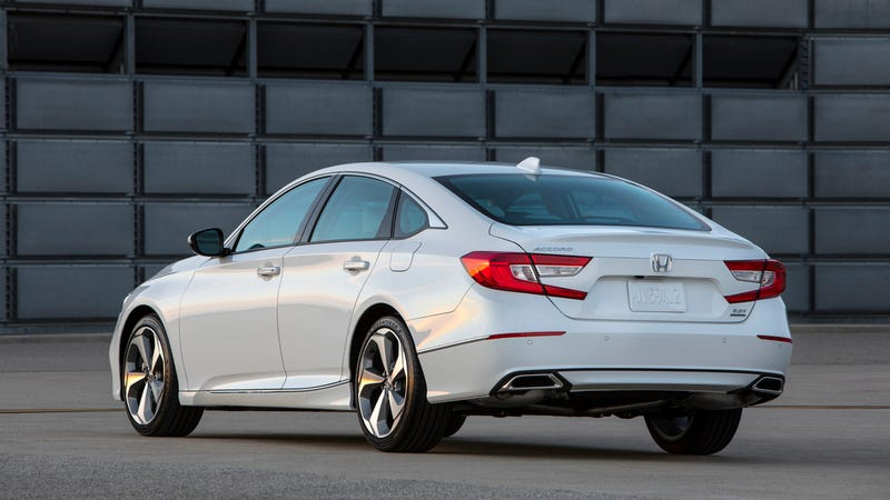 Ilration For Article Led The 2018 Honda Accord Is A Manual Fastback