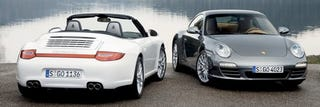 Illustration for article titled 2009 Porsche 911 Carrera 4: AWD Bruce