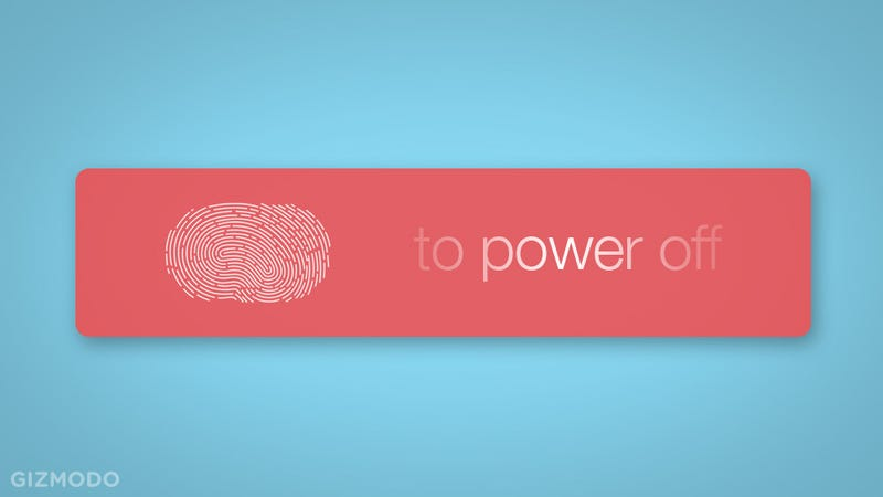 Illustration for article titled Apple Missed the Best Use for a Fingerprint Scanner