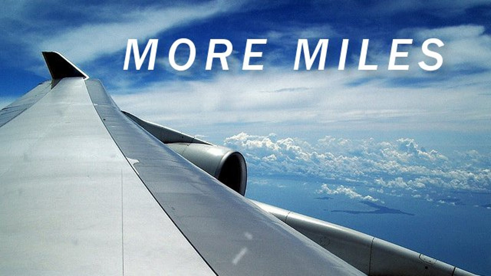 how to get frequent flyer miles without a credit card
