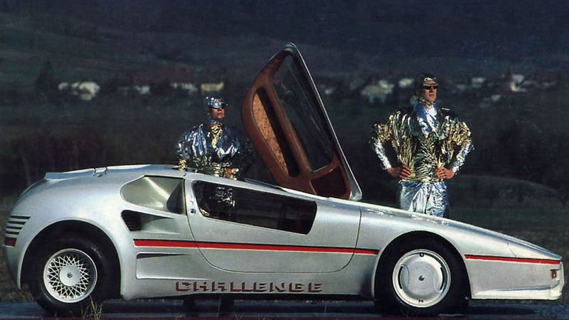 The 1980s Sbarro Challenge pictured. Sbarro is the best.