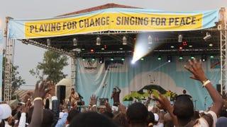 The Amani Festival in Goma, Democratic Republic of the Congo, February 2014Courtesy of Rebecca Rattner