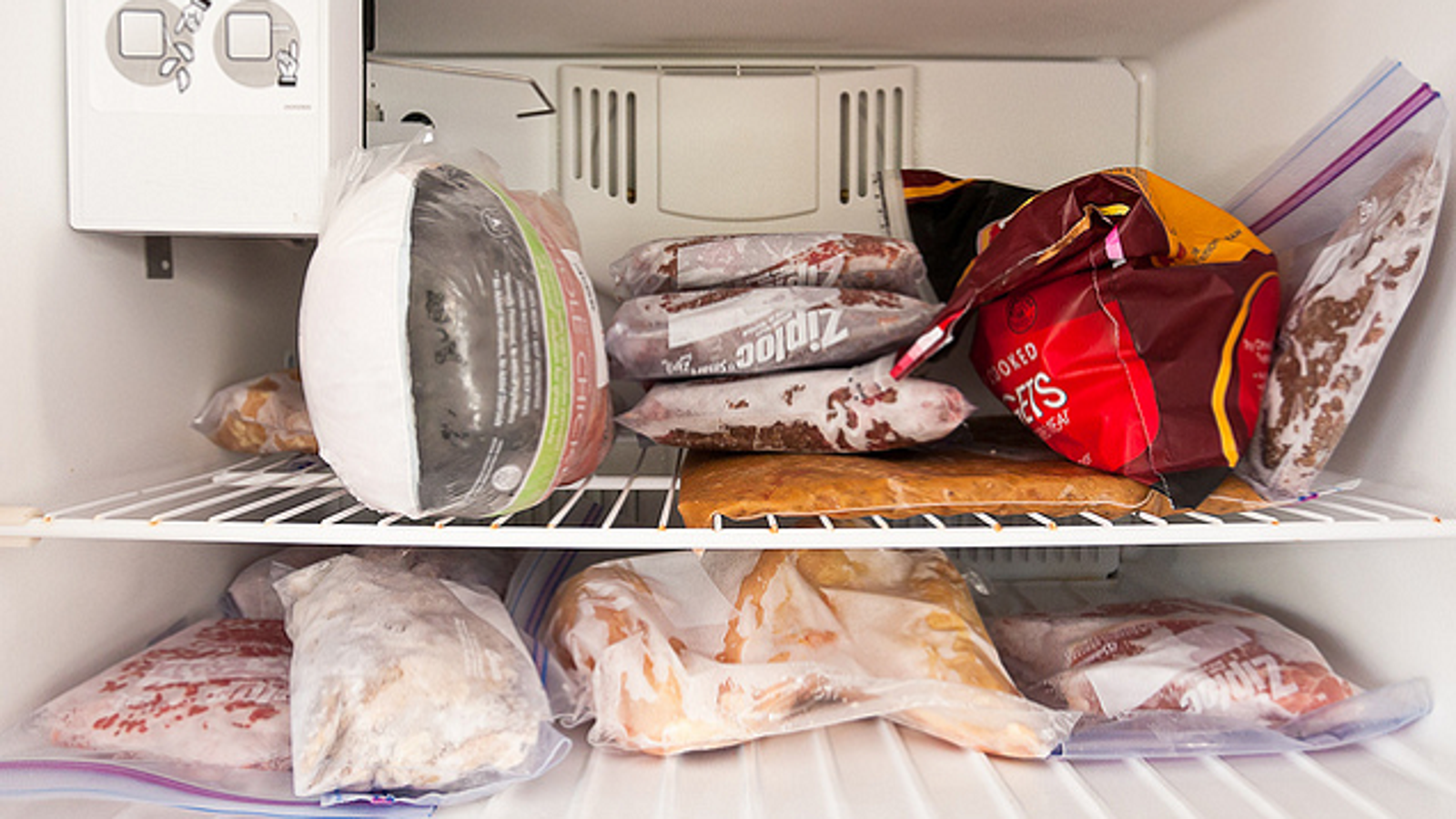 Foods You Shouldn't Refreeze After Thawing