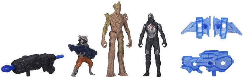 Illustration for article titled There are going to be cheaper Guardians of the Galaxy figures