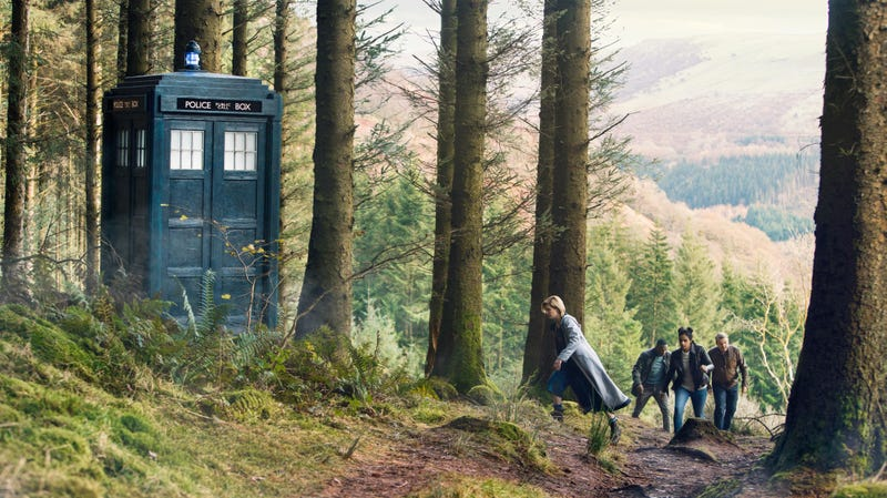 Illustration for article titled Doctor Who's latest season is the show at its most revolutionary—and its most traditional