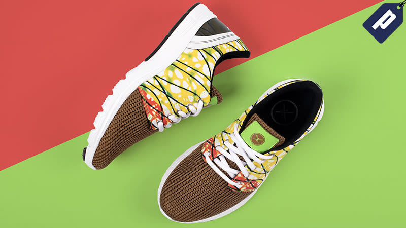 Illustration for article titled Save 30% On A Pair Of Handmade, Travel-Inspired Sneakers From Inkkas (From $46)