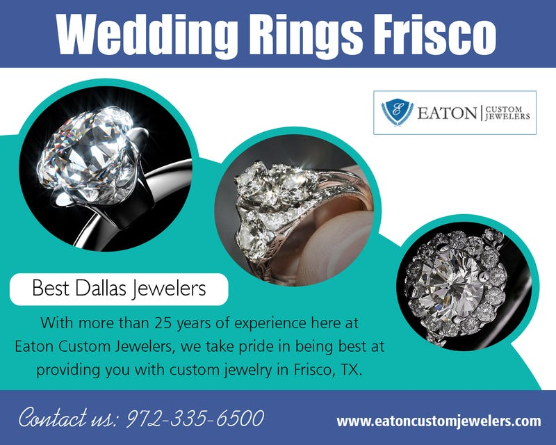 Illustration for article titled Wedding Rings Frisco