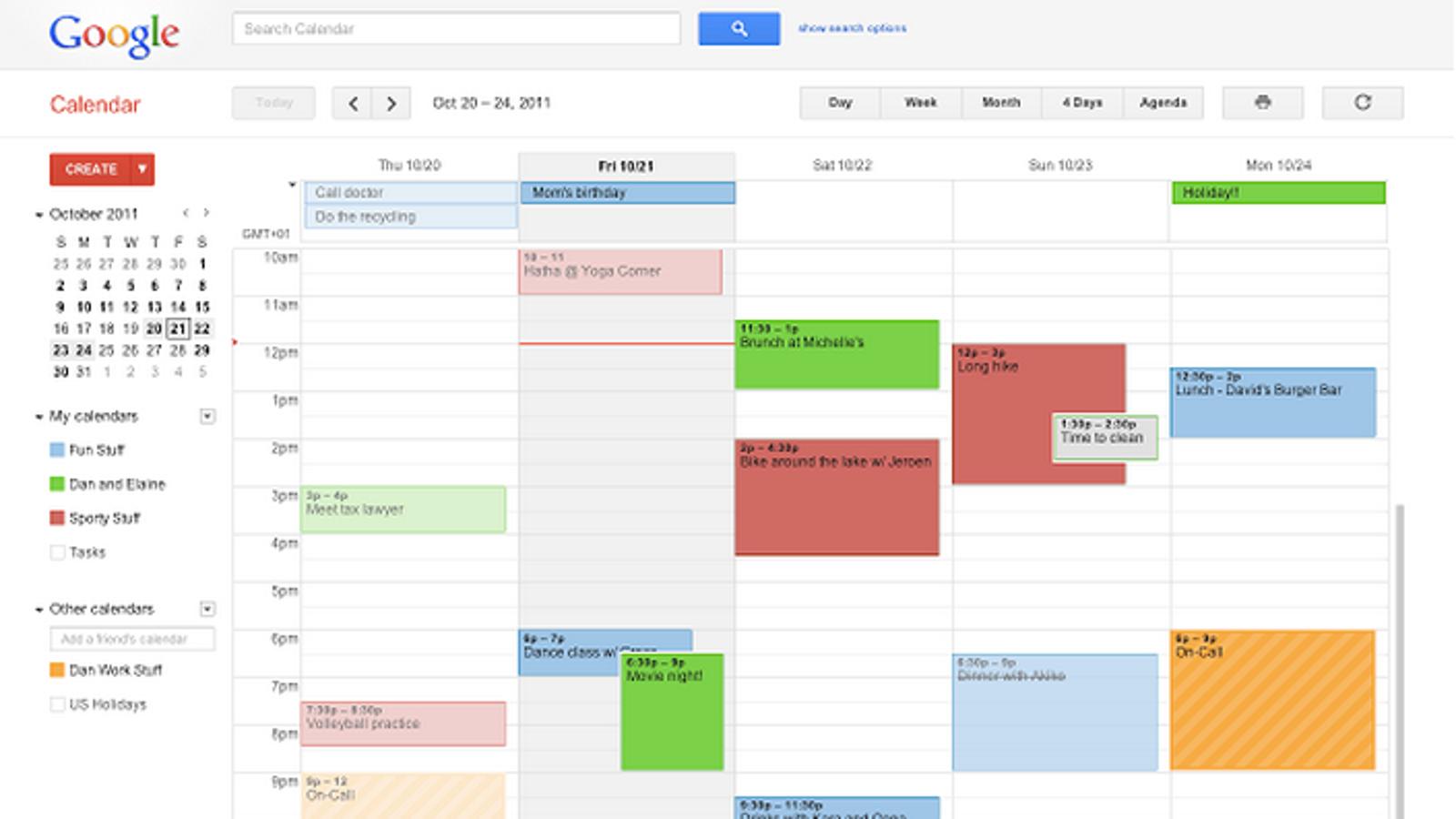 10 Tricks To Make Yourself A Google Calendar Master