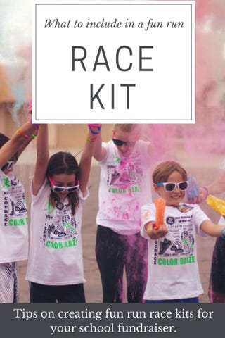 Illustration for article titled What To Include In Your Race Kits   Color Fun Run For Charity