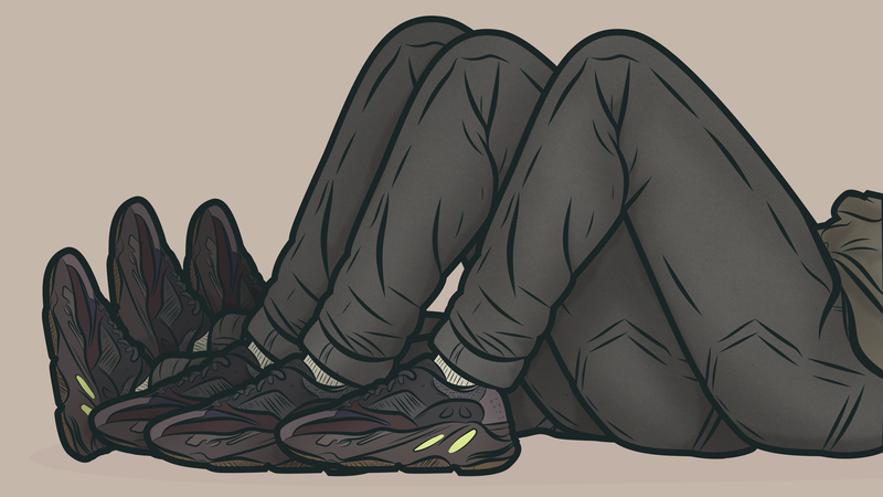 a535c0494f19 Illustration for article titled Why Kanye West s Sneakers Aren t Selling  Out (Or