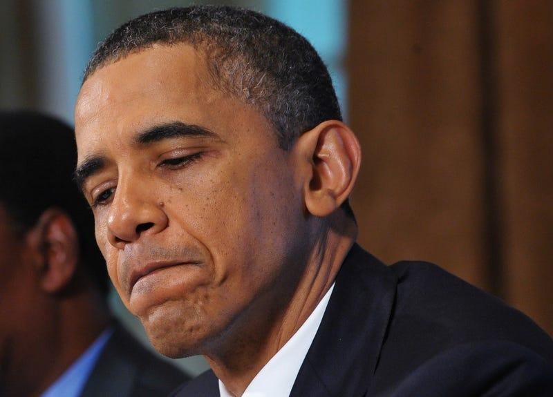 President Barack Obama (Mandel Ngan/AFP/Getty Images)
