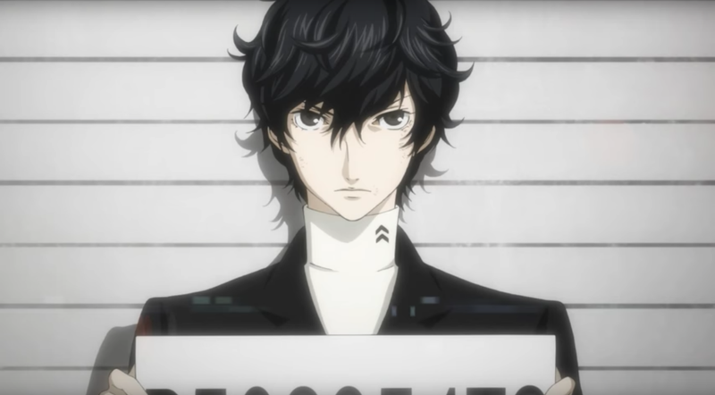 Illustration for article titled Fans Are Freaking Out Over Persona 5 Hero's Newest Look