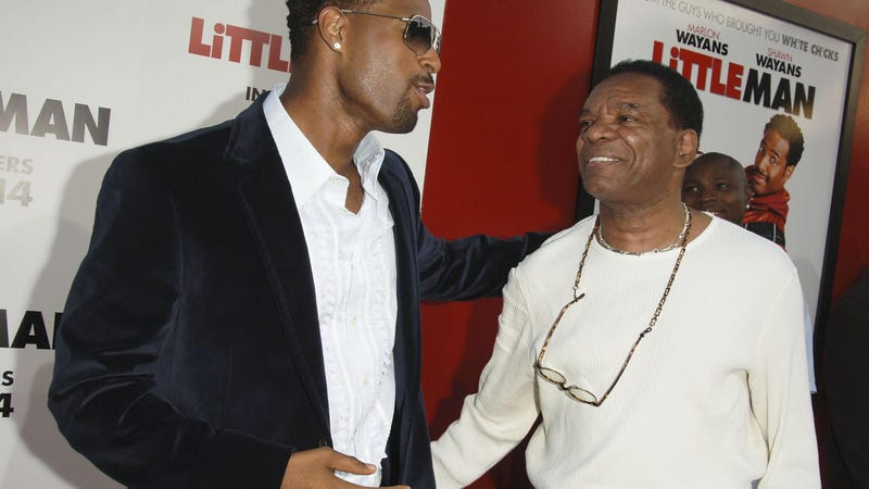 L to R: Shawn Wayans and John Witherspoon
