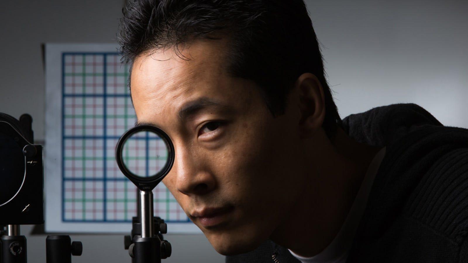 Científicos logran hacer invisibles objetos solo mediante lentes