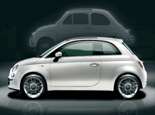 Illustration for article titled Fiat 500 Arrives, But Not for US