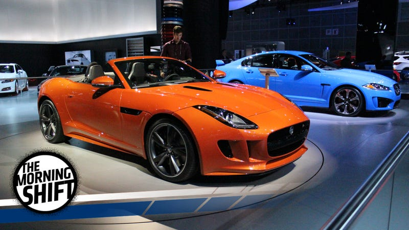 Jaguar Land Rover is going electric