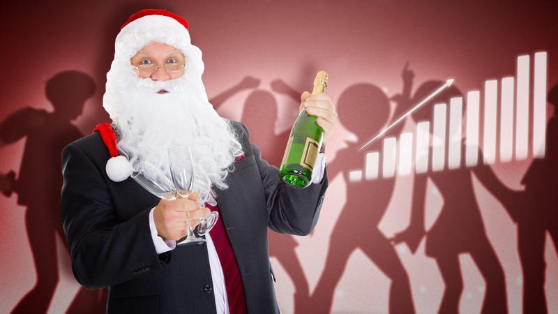 Illustration for article titled How to Use the Office Holiday Party to Advance Your Career